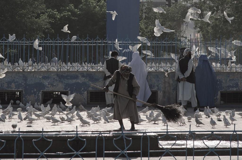 Афганістан Мазарі Шаріф фото