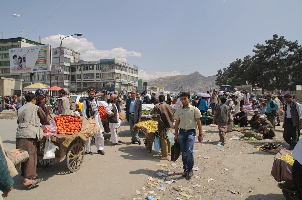 Афганістан Кабул