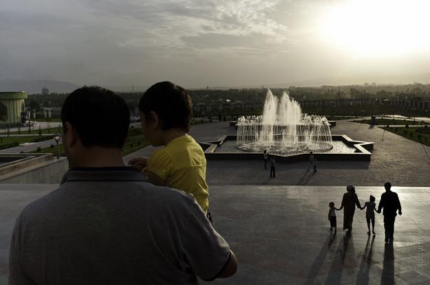 Таджикистан Душанбе фото