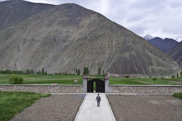Фансткі гори Таджикистан