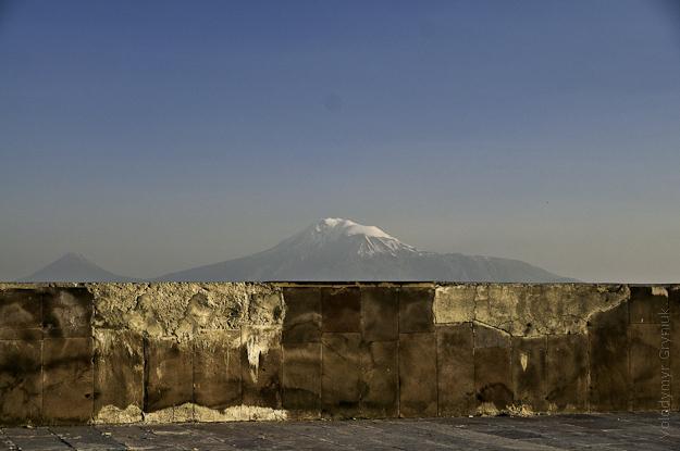 Вірменія Єреван Арарат