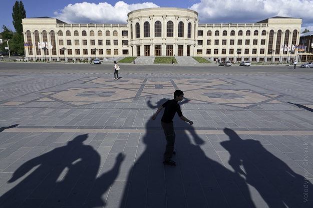 Вірменія Гюмрі