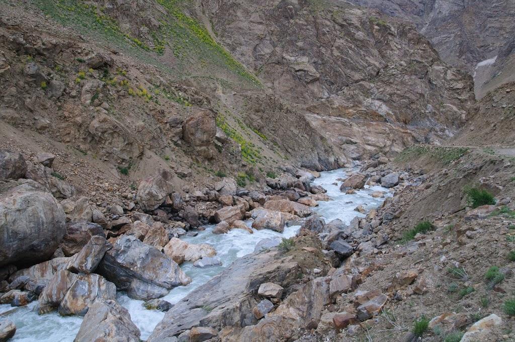 Памірське шоссе Афганський Кордон