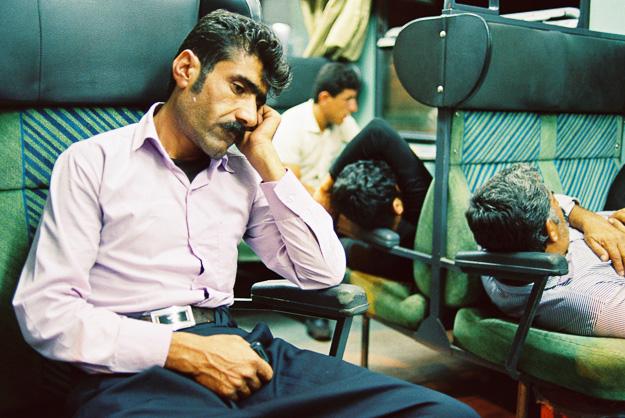 Іран залізниця