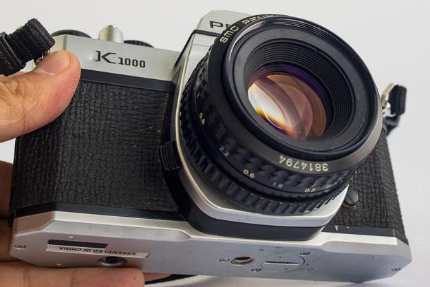 як перевіряти фотоапарат  обєктивперед покупкою