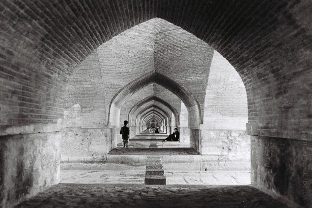 Іран Ісфахан Мости