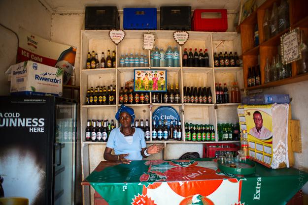 пиво Уганда