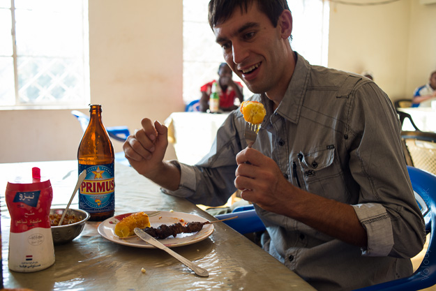 Primus Rwanda beer