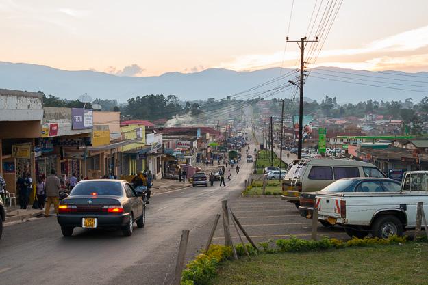 Африка Уганда Форт Портал
