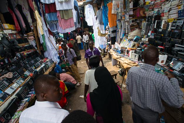Африка Уганда Кампала