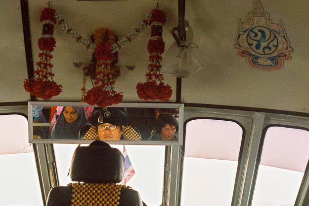 Таїланд Бангкок громадський транспорт