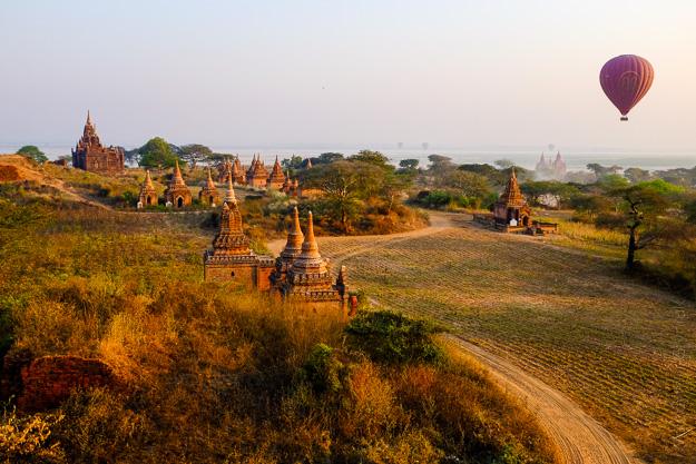 Баган М'янма Бірма буддистська пагода
