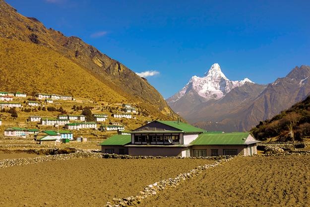 Кумджунг Ама Даблам Непал
