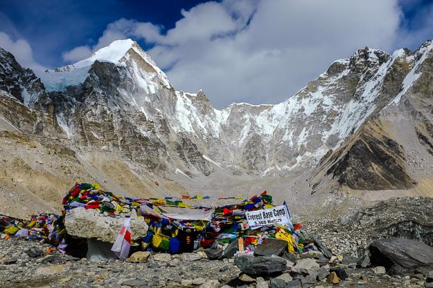 Непал Базовий табір Евересту
