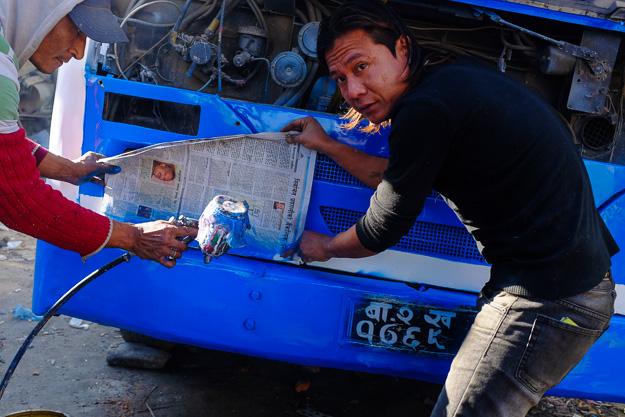 автозаводи в Катманду