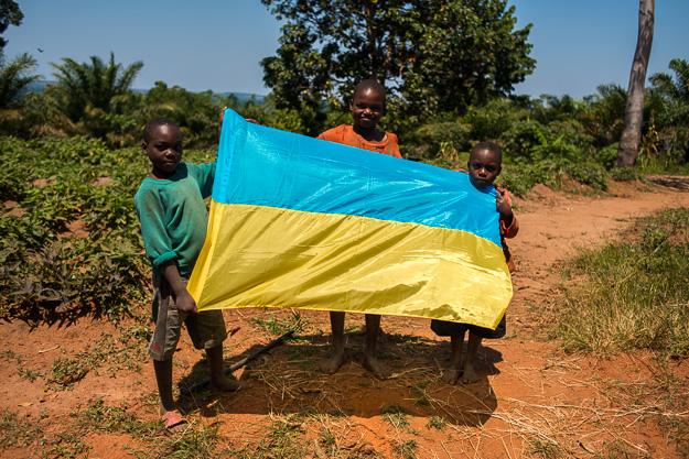 Уганда, острови Сессе, Калангала.