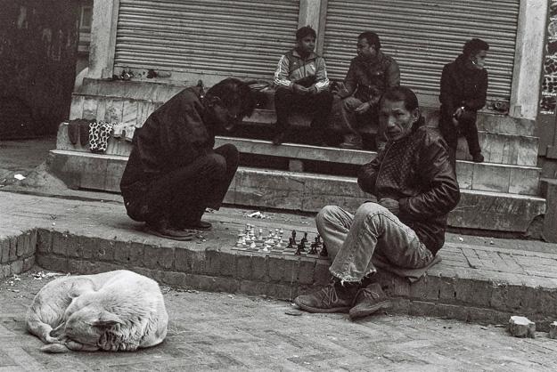 Непал, Катманду, Тамель, Площа Дурбар.