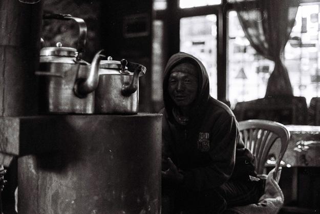 Непал, Кхумбу, Трек до базового табору Евересту.