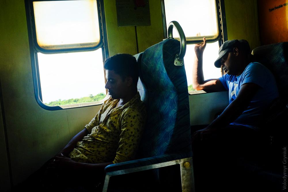 Шрі-Ланка залізниця