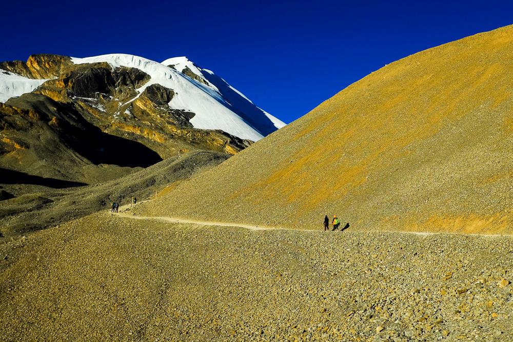 перевал Торонг Ла, Непал.