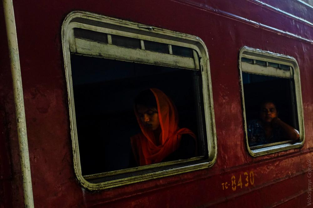 Шрі-Ланка Канді, залізниця