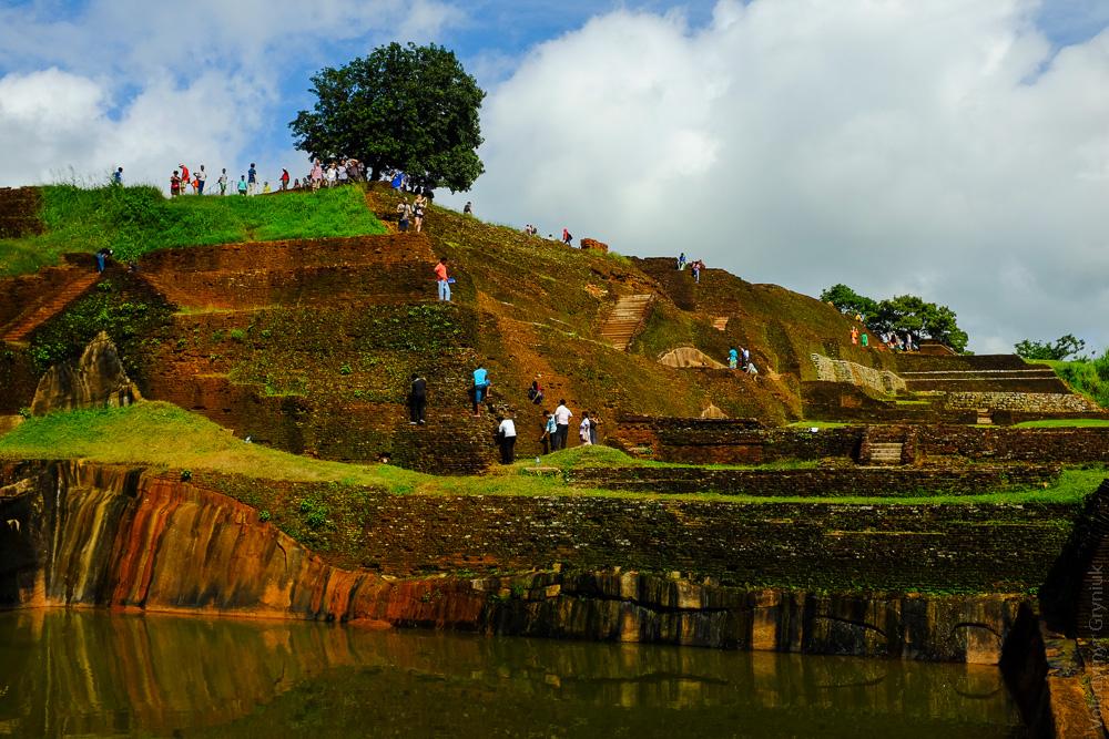 Шрі-Ланка Сігірія