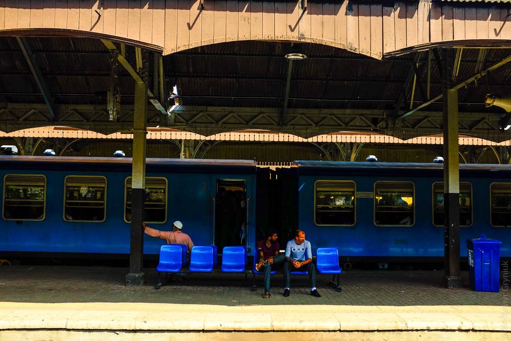 Шрі-Ланка залізниця Коломбо