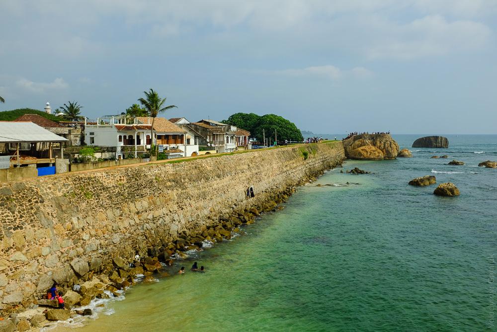 Форт Галле Шрі-Ланка