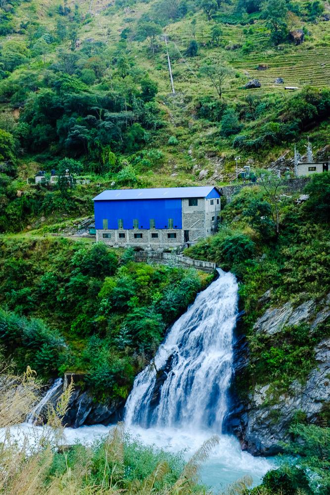 Аннапурна трек. Непал.