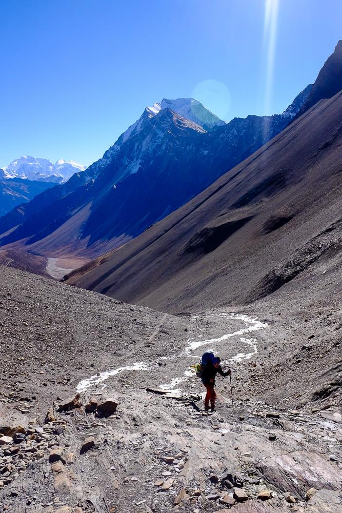 перевал Канг Ла Kang La pass