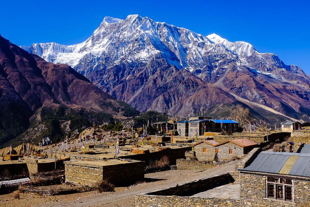 Annapurna Around Circuit