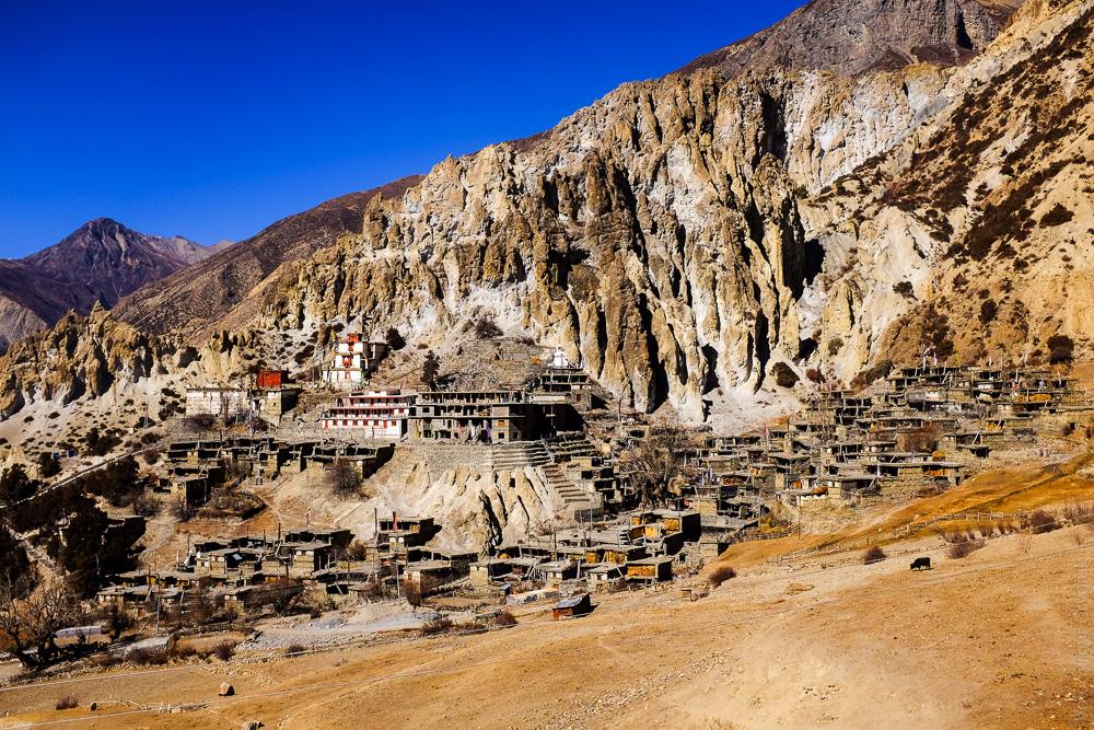 Брага. Мананг Непал