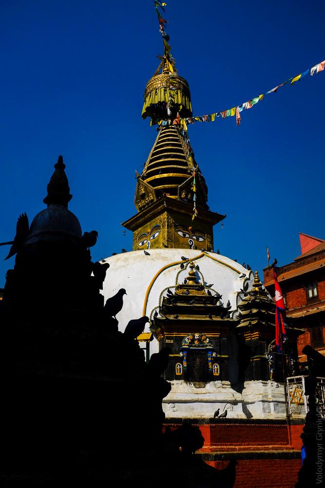 Катманду. Непал.