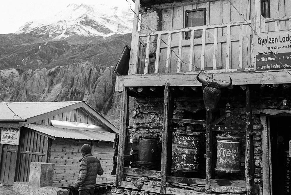 Непал. Мананг.