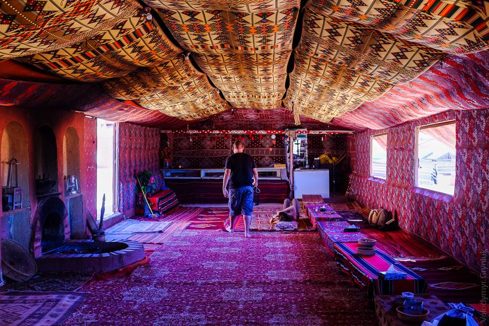 Пустеля Ваді-Рам Йорданія