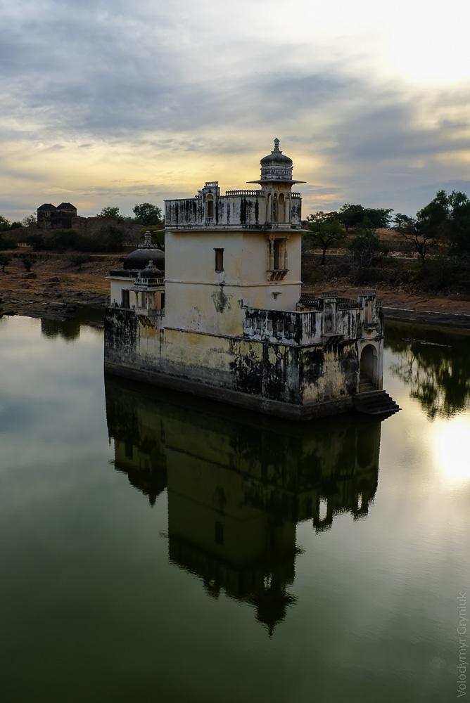 Раджастан форт Чіторгарх