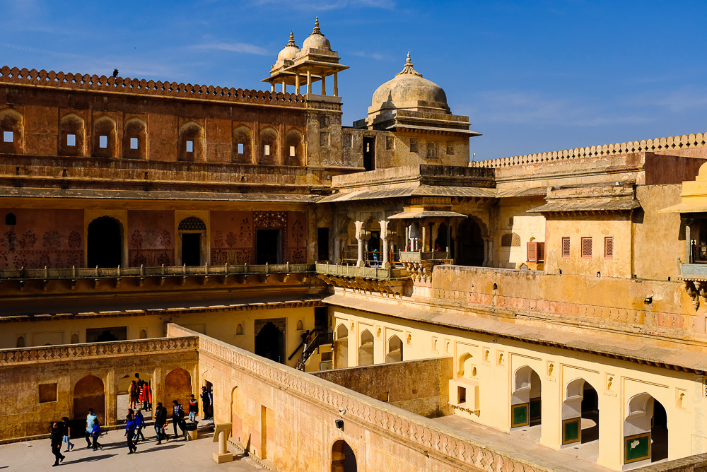 Раджастан Джайпур Амбер Форт