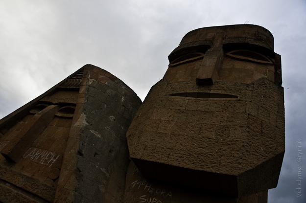 Папік і Тапік. Степанакерт Нагорний Карабах