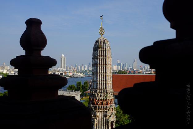 Таїланд Бангкок Ват Арун Wat Arun