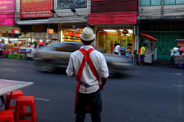 Таїланд Бангкок їжа