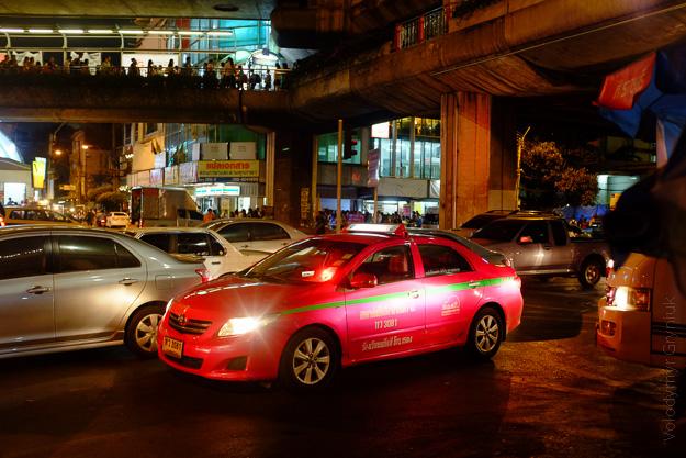 Таїланд Бангкок таксі