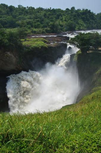 Африка Уганда водопад Мерчісона