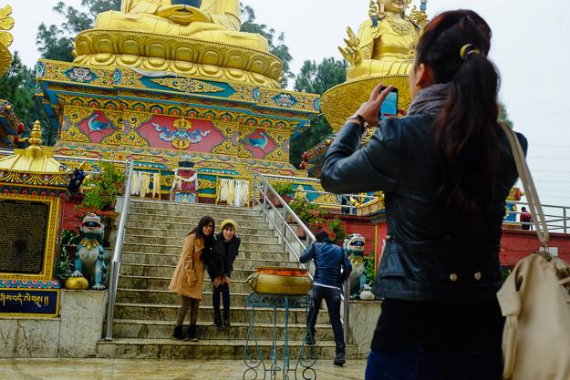 Катманду храм Сваямбунатх
