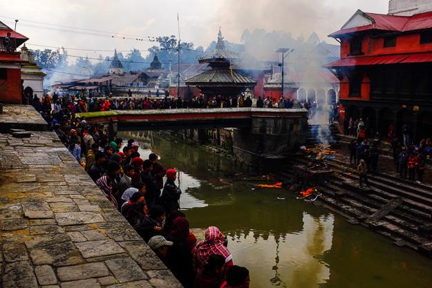 Храмовий комплекс Пашупатінатх Катманду