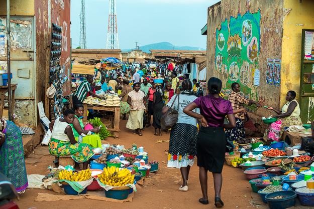 Уганда, Масінді.
