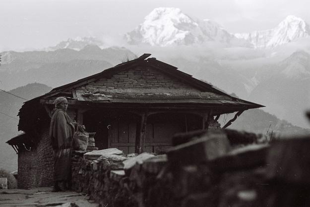 Непал, Анапурна, Гандрук.
