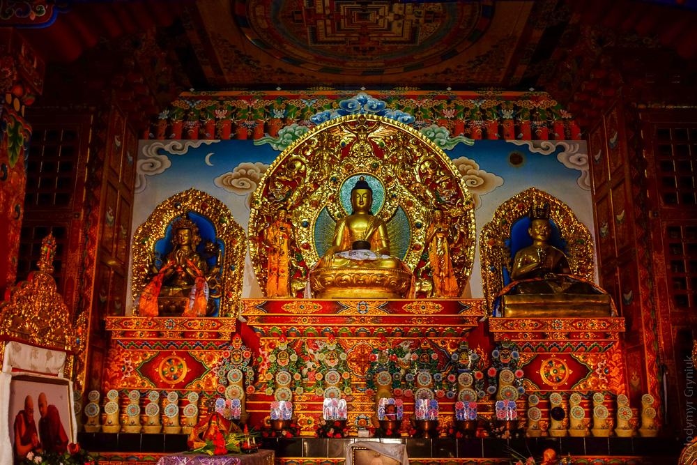будистський монастир