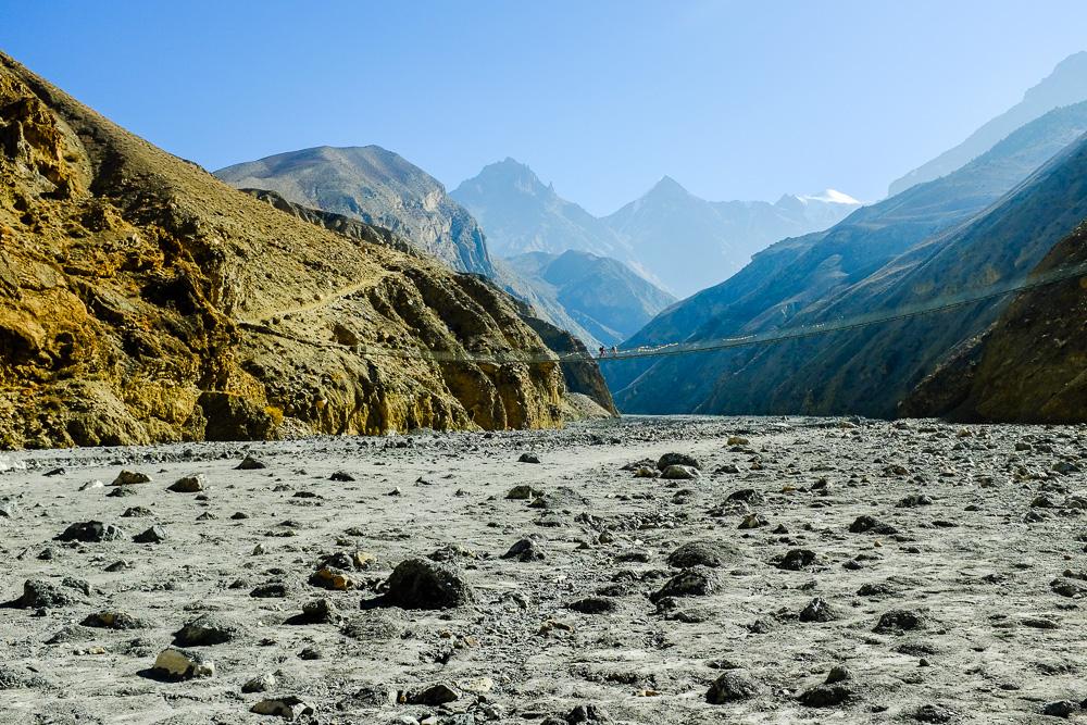 Джомсом Калігандакі Мустанг Непал